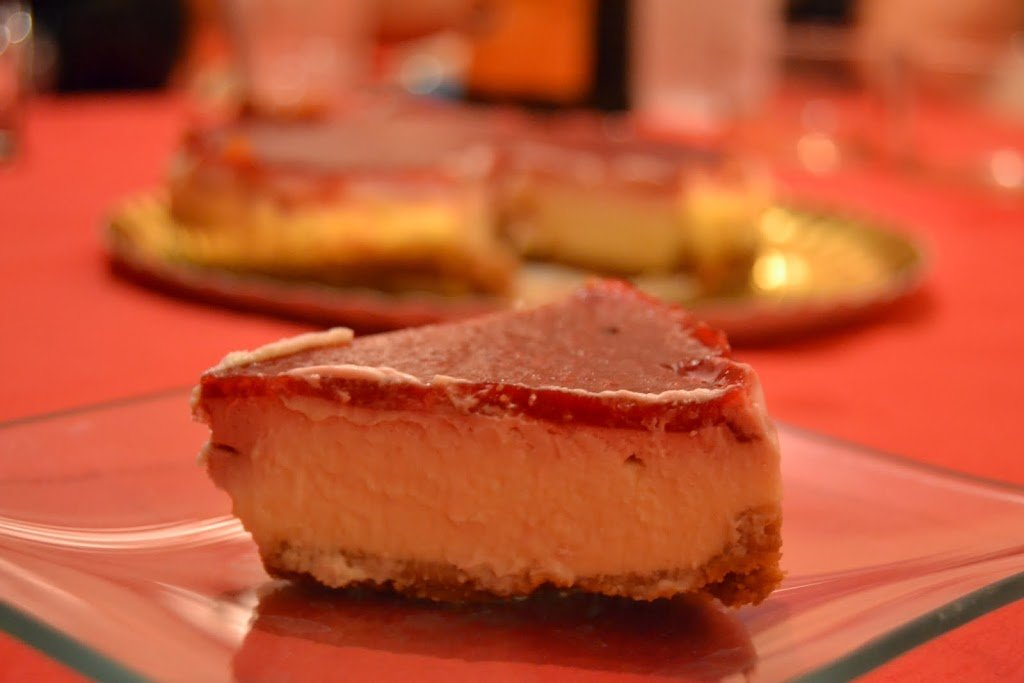 Chiara & Giulia Cheesecake: la ricetta della cheesecake cotta