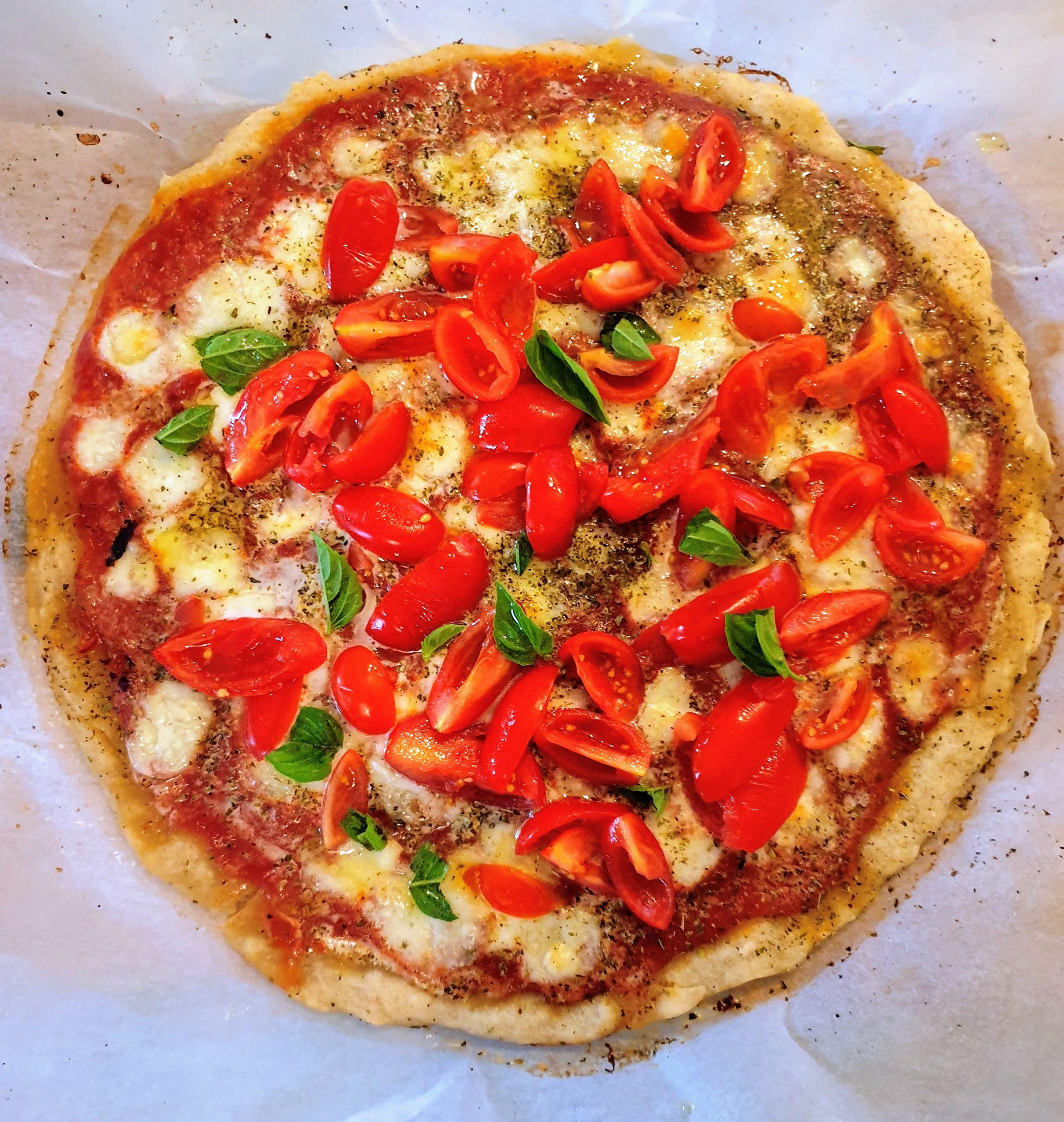 Pizza Bonci, impasto con (o senza) lievito madre